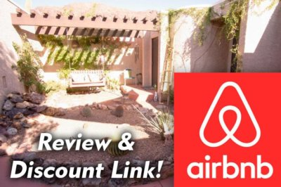 Airbnb Review and Discount Link