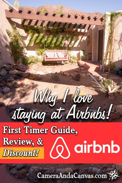There are so many great Airbnb's out there, you can stay in beautiful accomodations way cheaper than a fancy hotel will cost you! And you can get advice and tips from locals while staying! There are tons of good reasons to stay at an Airbnb, and there are also things to watch out for. If you've never tried it yet, check out this guide complete with a discount link on your first stay! #airbnb #placestostay #bnb's #airbnbdiscount