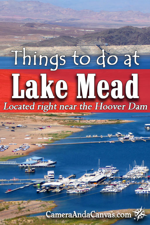 Things to do at Lake Mead, Nevada! If you're wondering what to do near Las Vegas, or things to do at the Hoover Dam, check out Lake Mead. Boulder City is nearby which is a great place to walk around. Rent a boat on Lake Mead, take a Lake Mead Cruise, go hiking at Lake Mead. It's the largest water reservoir in the US and is a National Recreation Area in the National Park Service. #LakeMead #HooverDam #BoulderCity #Nevada #Arizona #MohaveDesert