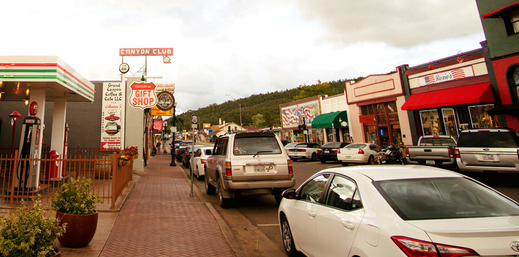 Stree View Route 66