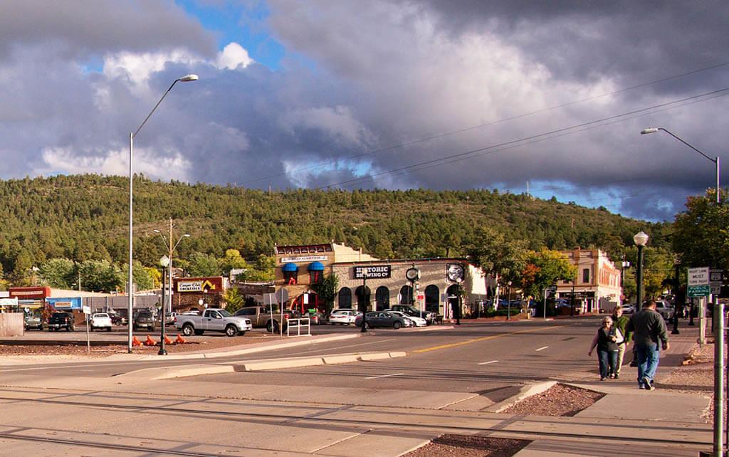 Route 66 Williams Arizona
