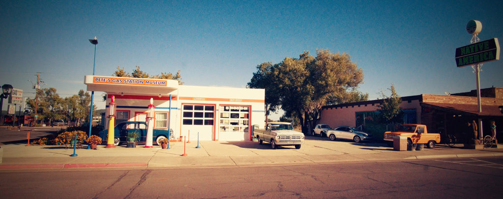 Pete's Gas Station Museum