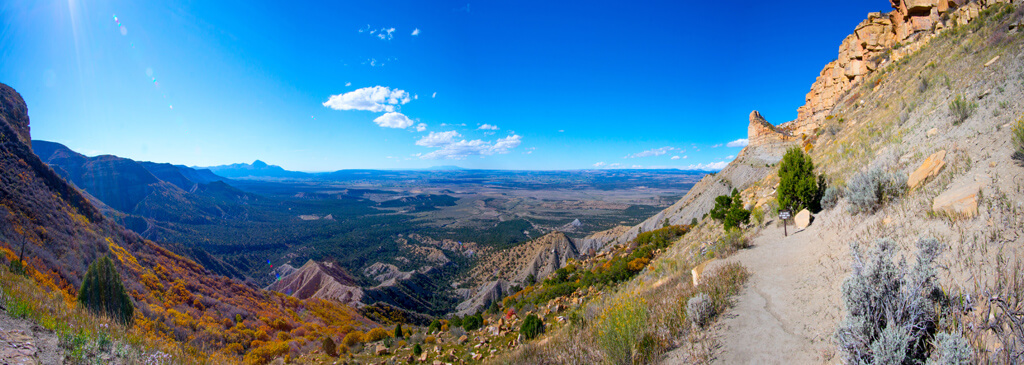 Montezuma Valley Overlook, Mesa Verde National Park
