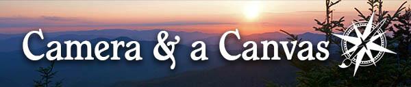 Camera & a Canvas Logo