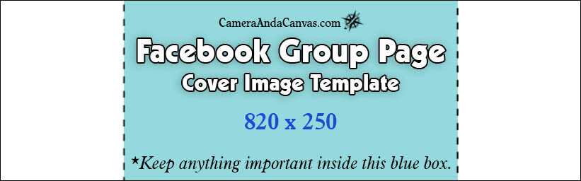 Facebook Group Page Cover Photo Template