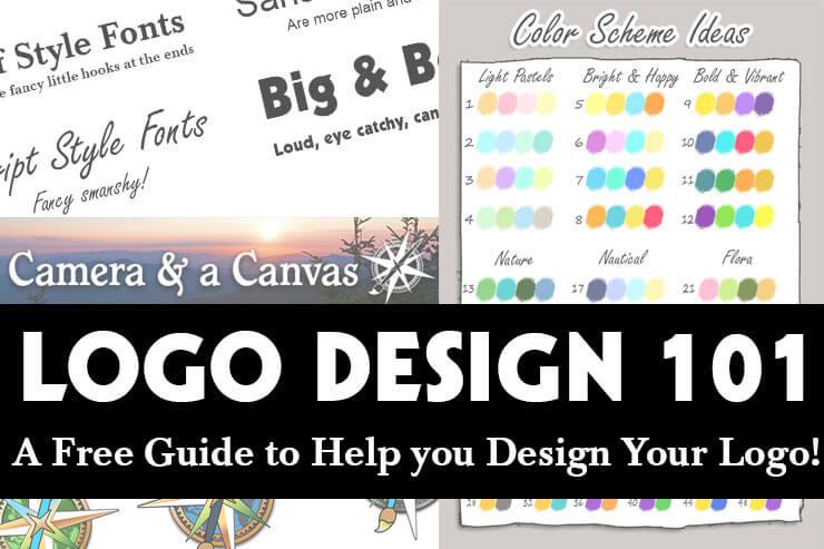Logo Design 101, a Free Guide to help you design a logo