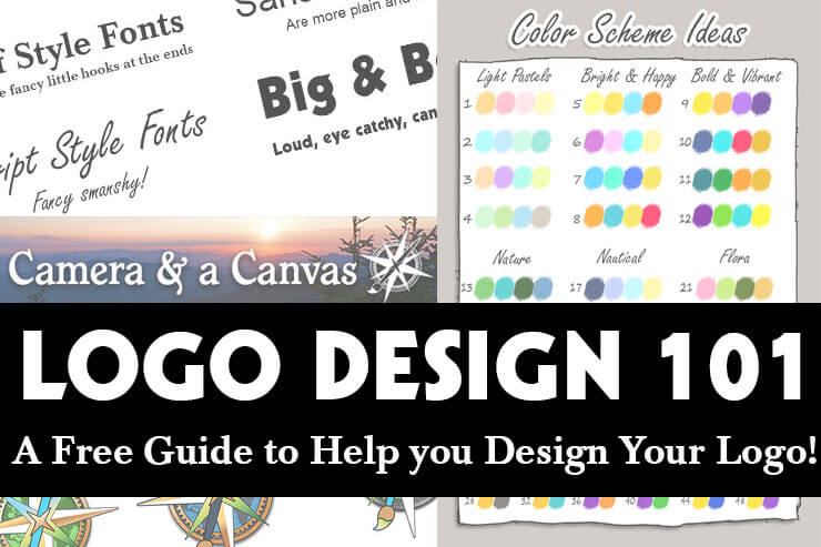 Logo Design 101, a Free Guide to help you design a logo