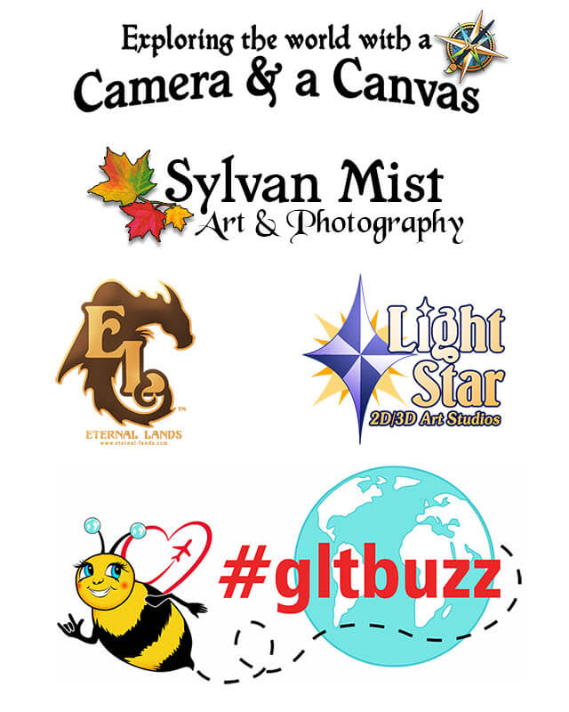 Examples of my logos
