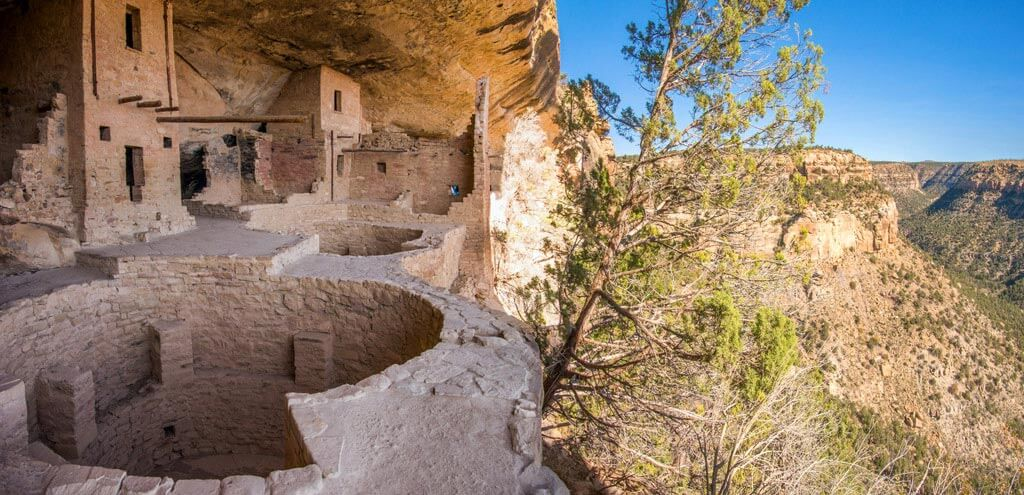 Balcony House Tour Mesa Verde National Park