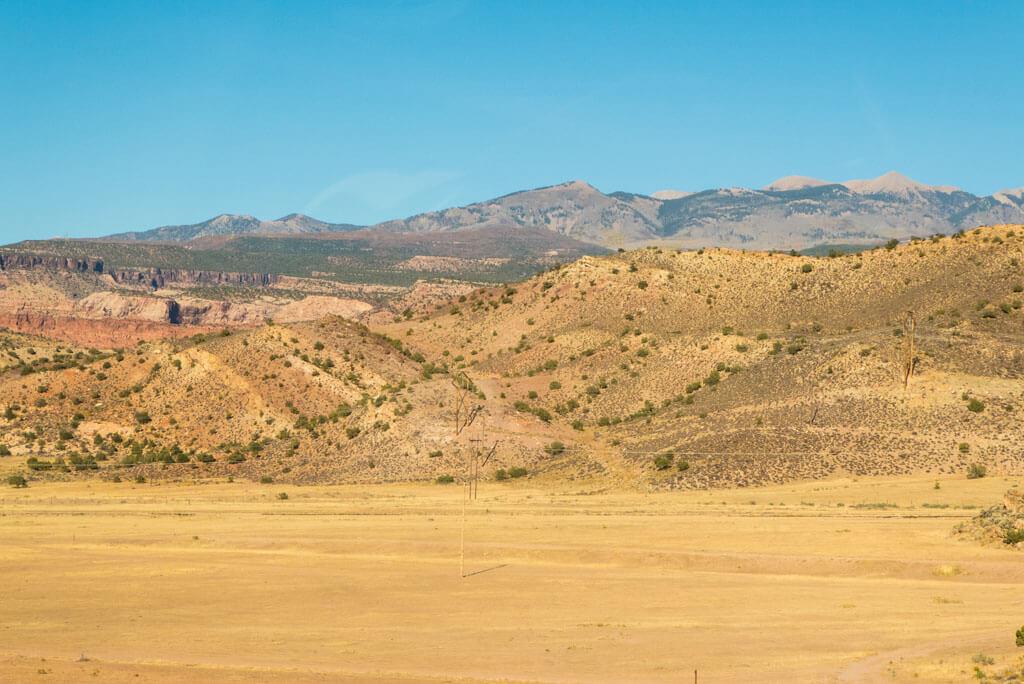La sal mountains, Moab