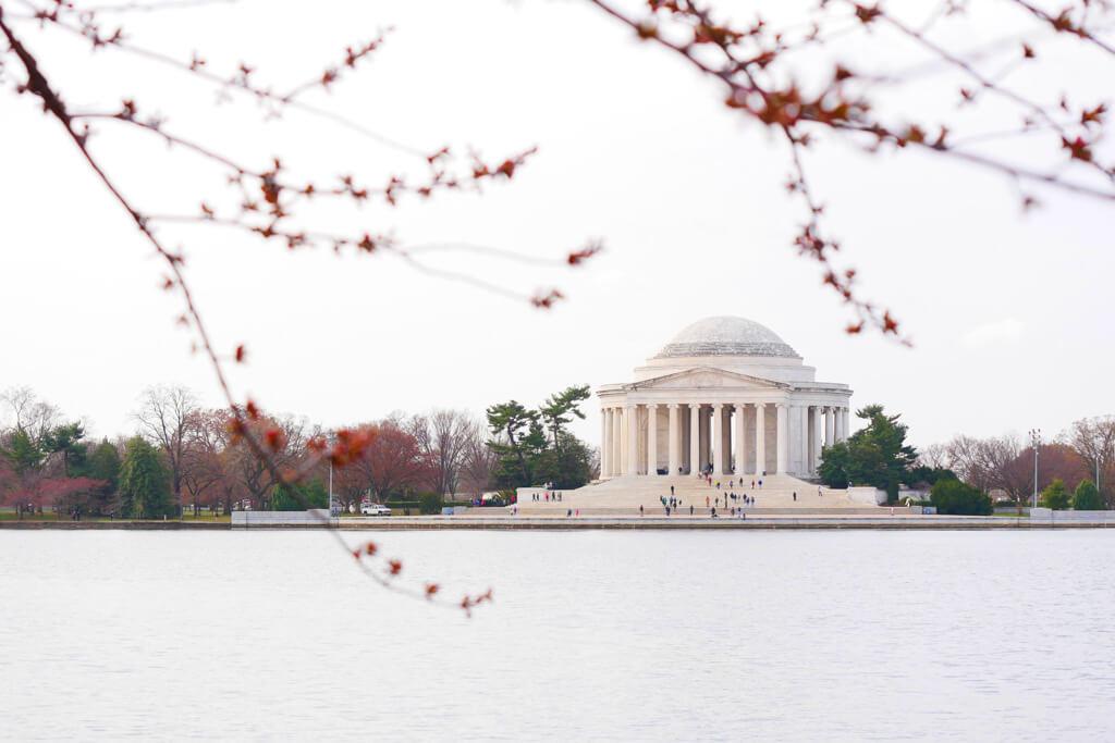 Washington DC Jefferson Memorial