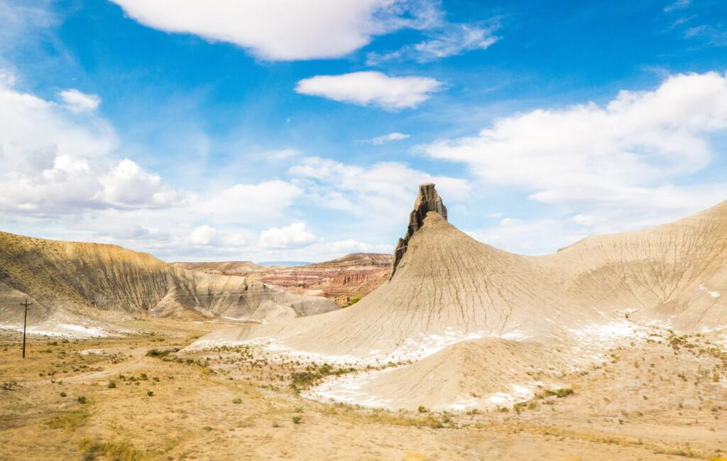 Utah land formations