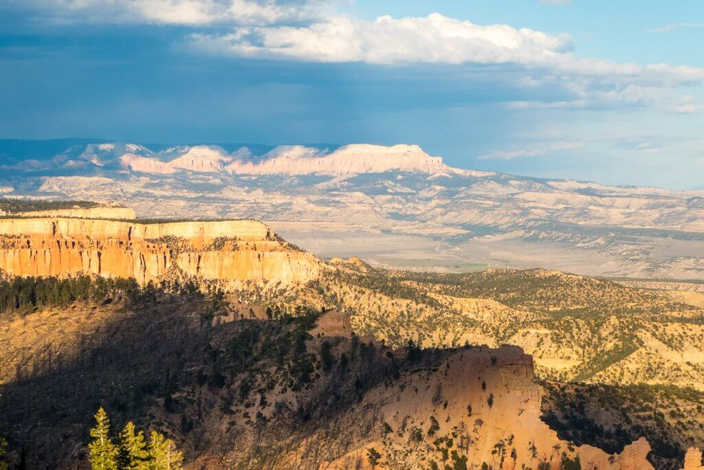 Farview point Bryce Canyon