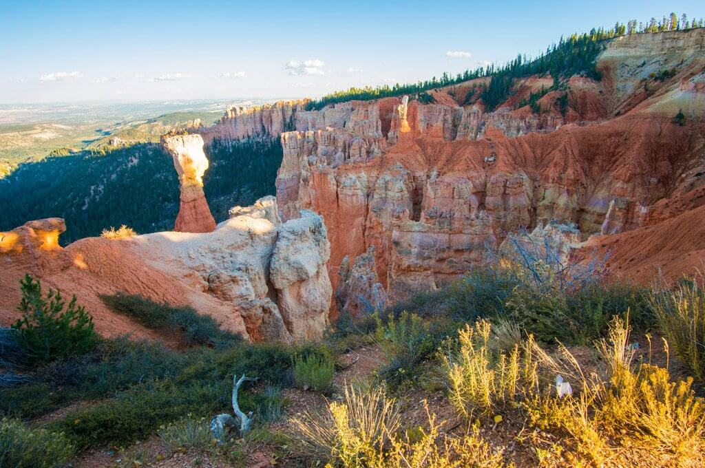 Agua Canyon in Bryce Canyon National Park.