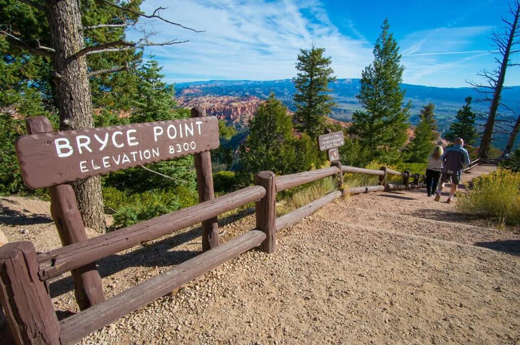 Bryce Point viewpoint