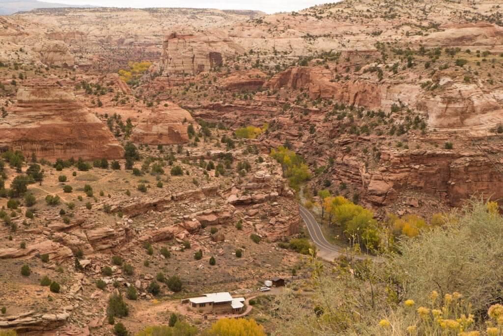 Grand Staircase landscape