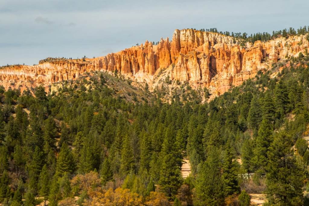 Bryce Canyon on Utah Scenic Route 12