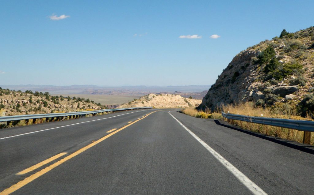 Route 64, Desert View Drive