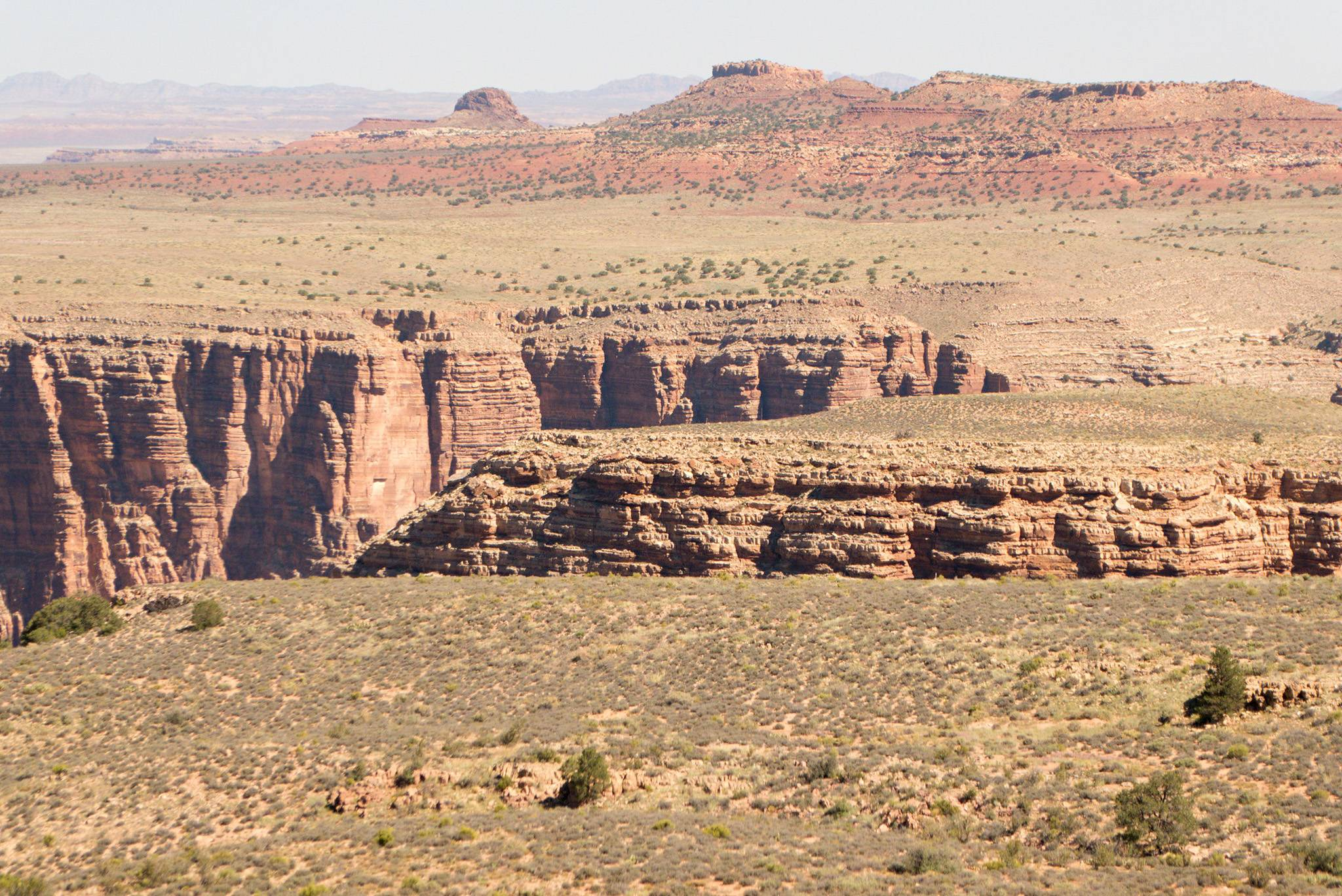 Driving from Grand Canyon to Monument Valley – Camera and a