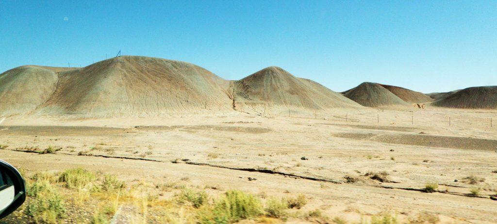 Desert formations near Cameron, Arizona