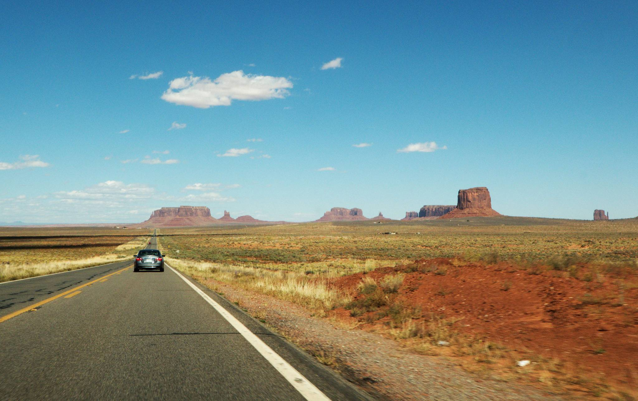 3ba76bddc39d32 Driving from Grand Canyon to Monument Valley – Camera and a Canvas